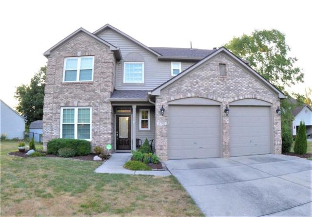 6910 Millbrook Circle, Indianapolis, IN 46237 (MLS #21654276) :: Richwine Elite Group