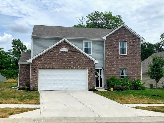 6291 Clary Lane, Greenwood, IN 46143 (MLS #21654278) :: The Indy Property Source