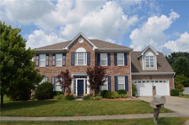 909 Carolina Way, Avon, IN 46123 (MLS #21654288) :: HergGroup Indianapolis