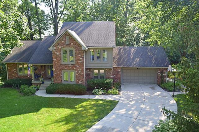 9002 Seabreeze Court, Indianapolis, IN 46256 (MLS #21654293) :: The Indy Property Source