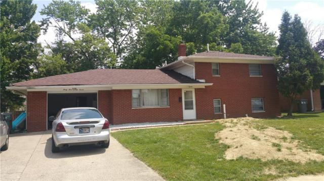 4437 N Elizabeth Street, Indianapolis, IN 46226 (MLS #21654304) :: The Indy Property Source