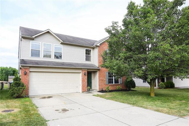 8160 Whitaker Valley Boulevard, Indianapolis, IN 46237 (MLS #21654310) :: AR/haus Group Realty