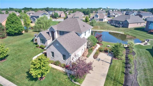 750 Mikal Lane, Brownsburg, IN 46112 (MLS #21654320) :: Mike Price Realty Team - RE/MAX Centerstone