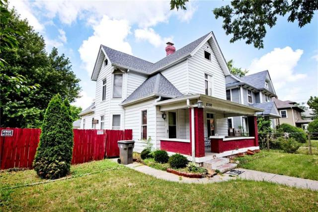2150 N Carrollton Avenue, Indianapolis, IN 46202 (MLS #21654327) :: Mike Price Realty Team - RE/MAX Centerstone