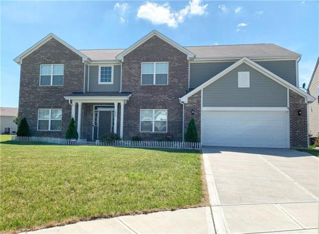 1436 Amberwoods Court, Indianapolis, IN 46239 (MLS #21654329) :: The Indy Property Source