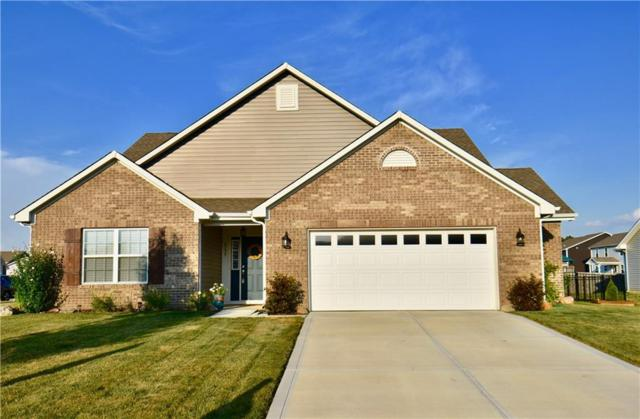 4795 Marshall Drive, Plainfield, IN 46168 (MLS #21654338) :: The Indy Property Source