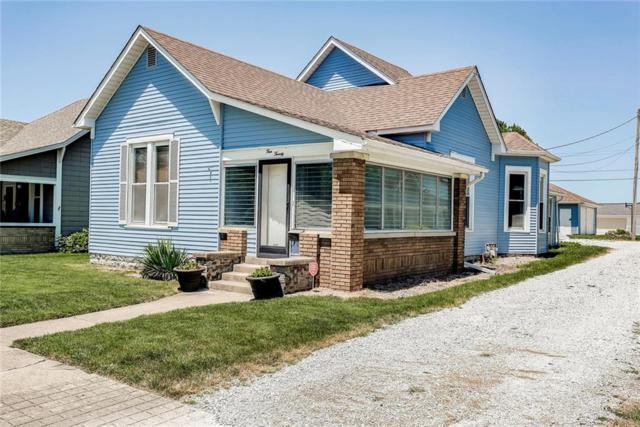 420 W Sheridan Street, Greensburg, IN 47240 (MLS #21654339) :: Mike Price Realty Team - RE/MAX Centerstone