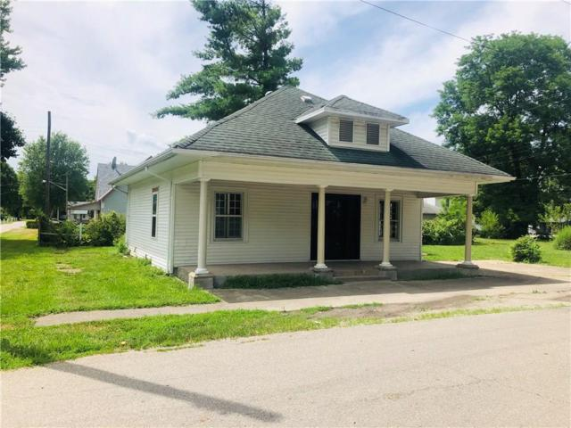 207 S Mulberry Street, Waldron, IN 46182 (MLS #21654345) :: Mike Price Realty Team - RE/MAX Centerstone