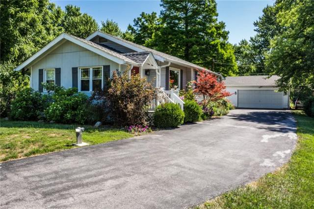 6155 Colonial Avenue, Indianapolis, IN 46228 (MLS #21654359) :: The Indy Property Source