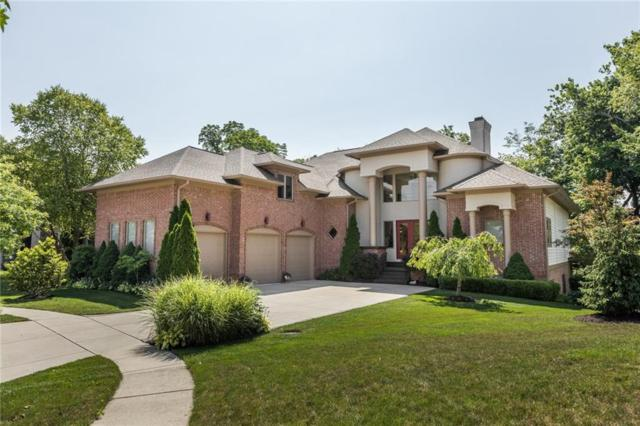 8607 Woodreed Court, Indianapolis, IN 46278 (MLS #21654363) :: Richwine Elite Group