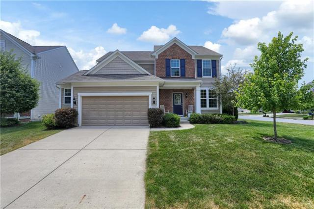 12898 Thames Drive, Fishers, IN 46037 (MLS #21654377) :: AR/haus Group Realty