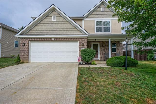 18851 Big Circle Drive, Noblesville, IN 46062 (MLS #21654407) :: The Evelo Team