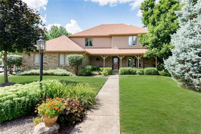 101 Chesterfield Drive, Noblesville, IN 46060 (MLS #21654415) :: AR/haus Group Realty