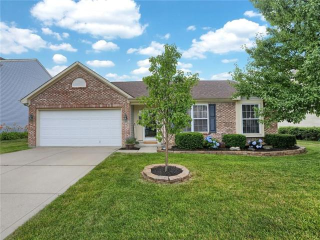 13253 Middlewood Lane, Fishers, IN 46038 (MLS #21654435) :: The Indy Property Source