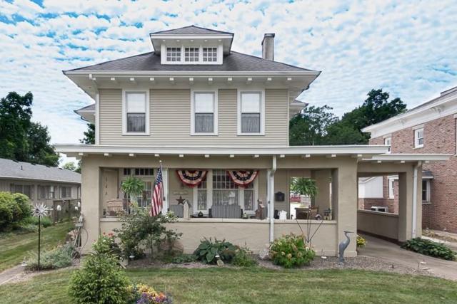 409 E Wabash Avenue, Crawfordsville, IN 47933 (MLS #21654463) :: Heard Real Estate Team | eXp Realty, LLC