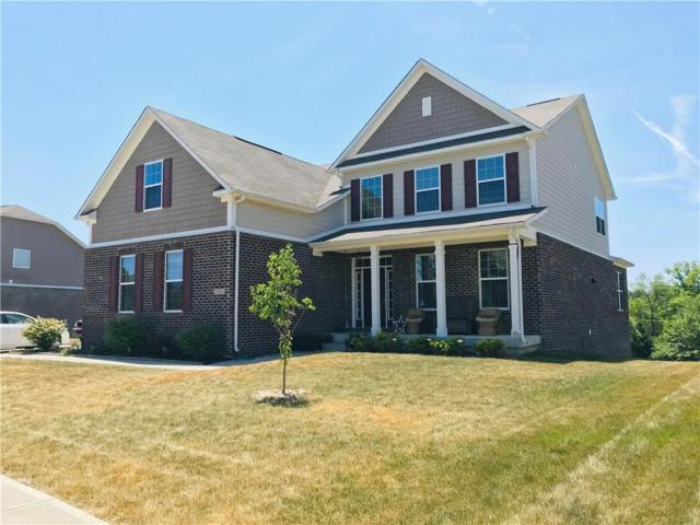 8346 Dumfries Drive, Brownsburg, IN 46112 (MLS #21654471) :: Mike Price Realty Team - RE/MAX Centerstone
