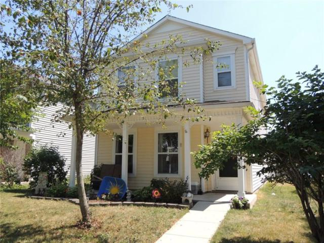 917 Ravine Drive, Franklin, IN 46131 (MLS #21654477) :: The Indy Property Source