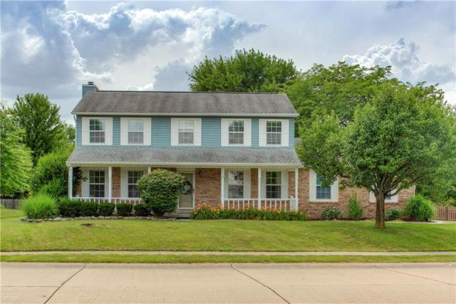 7738 Baywood Drive S, Indianapolis, IN 46236 (MLS #21654481) :: Mike Price Realty Team - RE/MAX Centerstone
