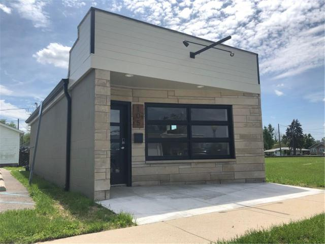 105 E Howard Street, Crothersville, IN 47229 (MLS #21654486) :: Mike Price Realty Team - RE/MAX Centerstone