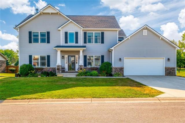 3062 Hawthorn Drive, Lapel, IN 46051 (MLS #21654511) :: AR/haus Group Realty
