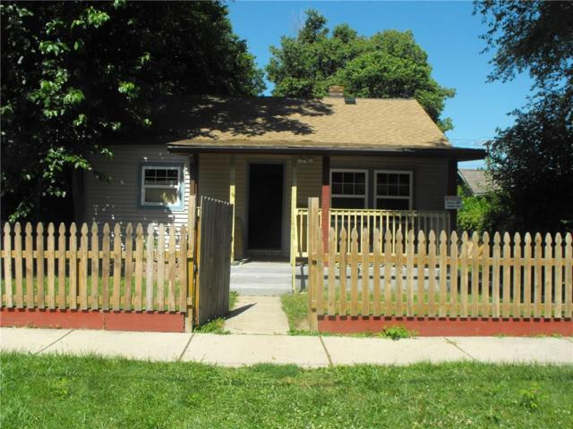 2754 N Dr Andrew J Brown Street, Indianapolis, IN 46205 (MLS #21654516) :: The Indy Property Source