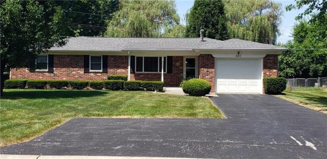 620 Hopkins Road, Indianapolis, IN 46229 (MLS #21654529) :: Mike Price Realty Team - RE/MAX Centerstone