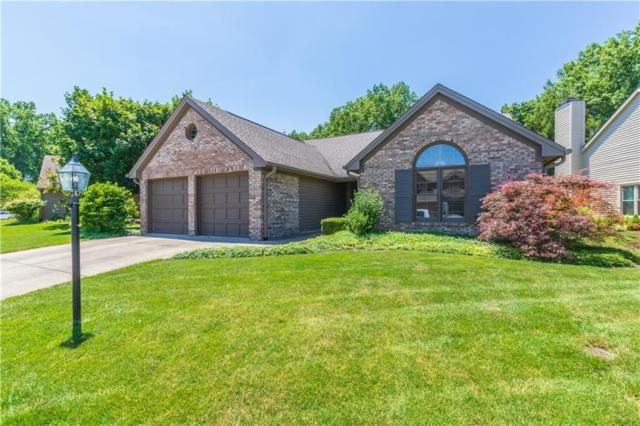 7738 Chesapeake Dr Drive W, Indianapolis, IN 46236 (MLS #21654534) :: The Indy Property Source