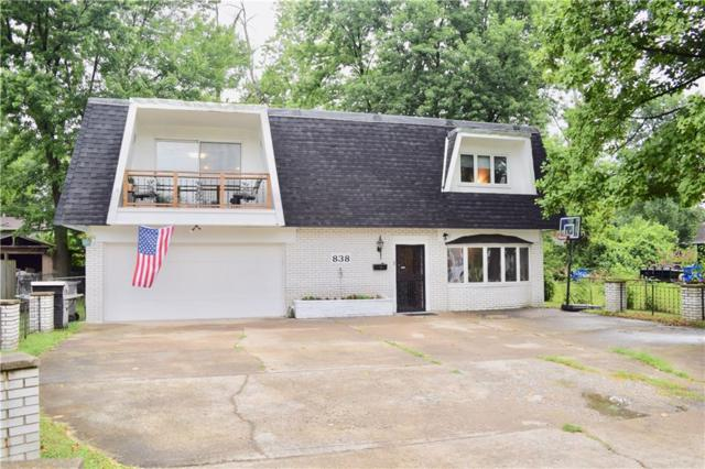 838 E Thompson Road, Indianapolis, IN 46227 (MLS #21654542) :: The Star Team | RE/MAX Realty Group