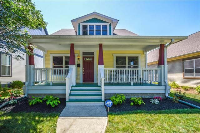 2436 N Talbott Street, Indianapolis, IN 46205 (MLS #21654551) :: Mike Price Realty Team - RE/MAX Centerstone