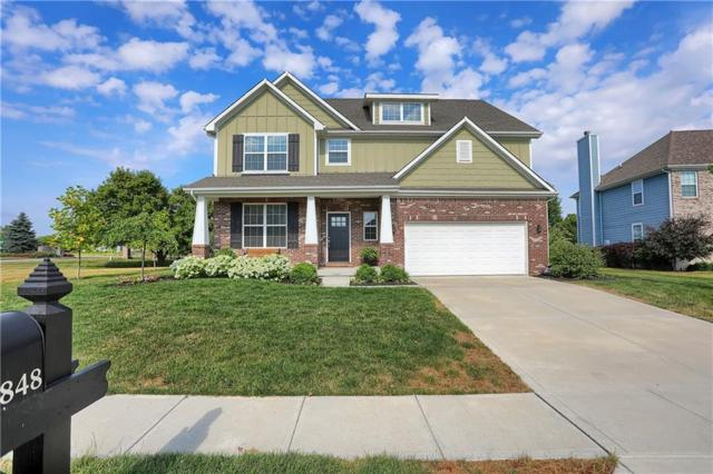 5848 Daw Street, Noblesville, IN 46062 (MLS #21654567) :: AR/haus Group Realty