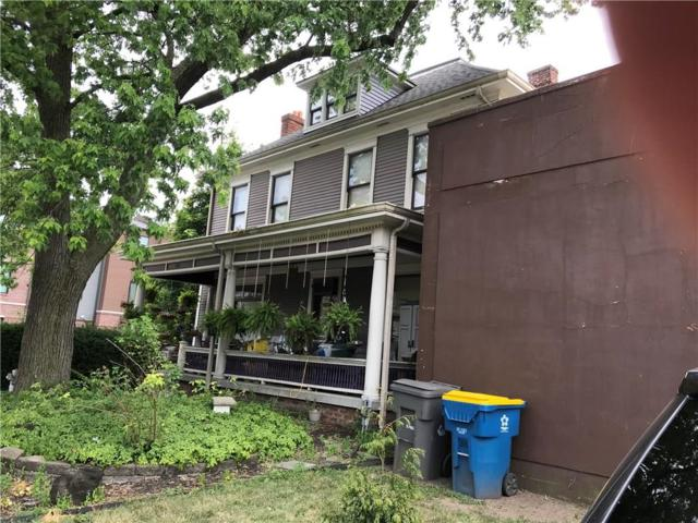 539 E 11th Street, Indianapolis, IN 46202 (MLS #21654588) :: The Star Team   RE/MAX Realty Group
