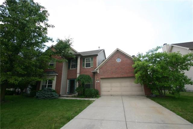 8014 Branch Creek Drive, Indianapolis, IN 46268 (MLS #21654593) :: The Indy Property Source