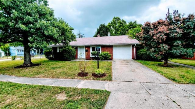 3545 N Brentwood Avenue, Indianapolis, IN 46235 (MLS #21654594) :: The ORR Home Selling Team