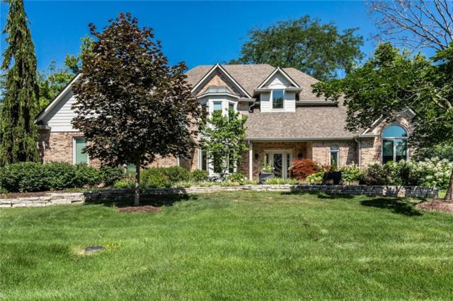10327 Treeline Court, Fishers, IN 46037 (MLS #21654595) :: HergGroup Indianapolis