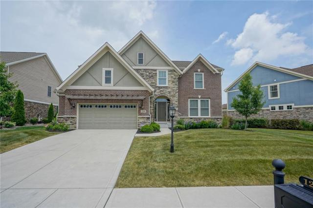 12589 Misty Ridge Court, Fishers, IN 46037 (MLS #21654609) :: Richwine Elite Group
