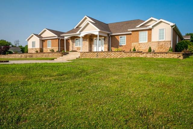 1695 S Cr 550 E, Selma, IN 47383 (MLS #21654610) :: Mike Price Realty Team - RE/MAX Centerstone