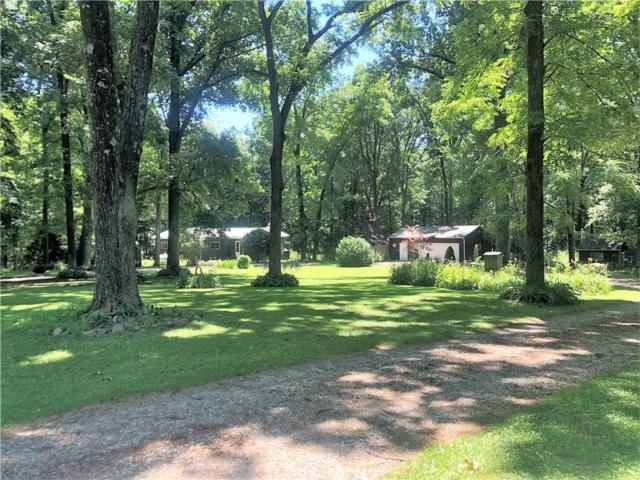 1931 E Cr 1150 S, Ladoga, IN 47954 (MLS #21654619) :: The Indy Property Source