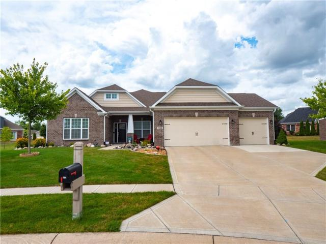 7164 W Water Fall Way, Greenfield, IN 46140 (MLS #21654632) :: The Star Team | RE/MAX Realty Group