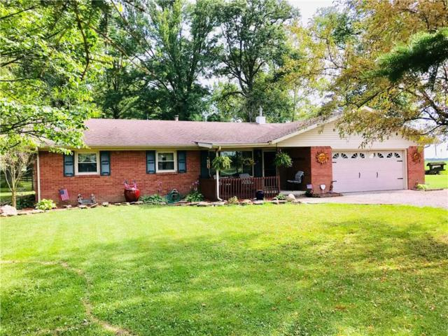 5519 E 650 N, Greenfield, IN 46140 (MLS #21654637) :: The Star Team | RE/MAX Realty Group