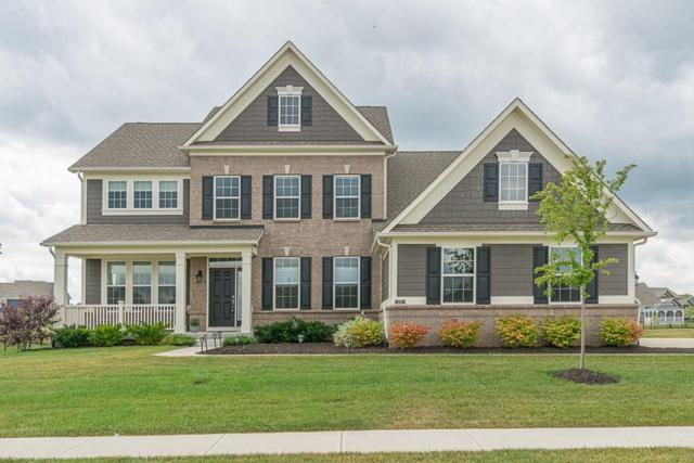 1587 Altair Drive, Carmel, IN 46032 (MLS #21654649) :: Richwine Elite Group