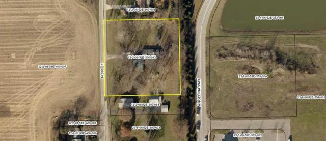 205 N County Road 900 E, Avon, IN 46123 (MLS #21654650) :: HergGroup Indianapolis