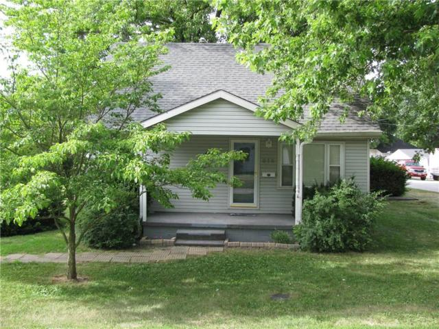 616 W Superior Street, Lebanon, IN 46052 (MLS #21654658) :: Mike Price Realty Team - RE/MAX Centerstone