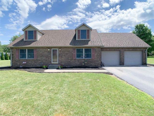 3930 Jane Boulevard, New Castle, IN 47362 (MLS #21654665) :: Mike Price Realty Team - RE/MAX Centerstone