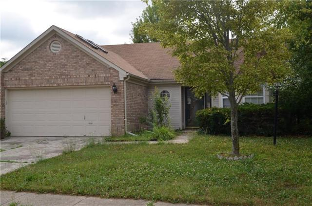11709 E Hartland Drive, Indianapolis, IN 46229 (MLS #21654668) :: The Indy Property Source