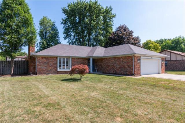 650 Green Meadow Drive, Greenwood, IN 46143 (MLS #21654690) :: Mike Price Realty Team - RE/MAX Centerstone