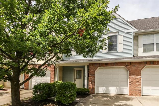 9686 Lenwood St, Fishers, IN 46038 (MLS #21654711) :: HergGroup Indianapolis