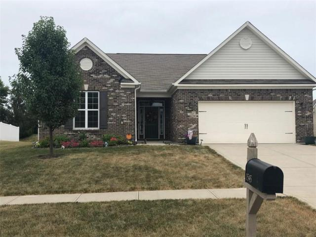 1545 Tuscany Drive, Greenwood, IN 46143 (MLS #21654717) :: Mike Price Realty Team - RE/MAX Centerstone