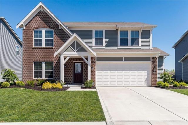 6110 W Brickell Lane, Mccordsville, IN 46055 (MLS #21654751) :: The ORR Home Selling Team