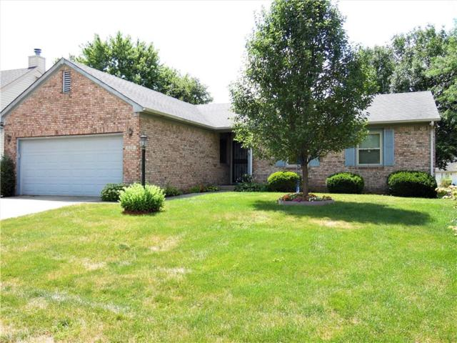 10251 E Park Ridge Drive, Indianapolis, IN 46229 (MLS #21654759) :: Mike Price Realty Team - RE/MAX Centerstone