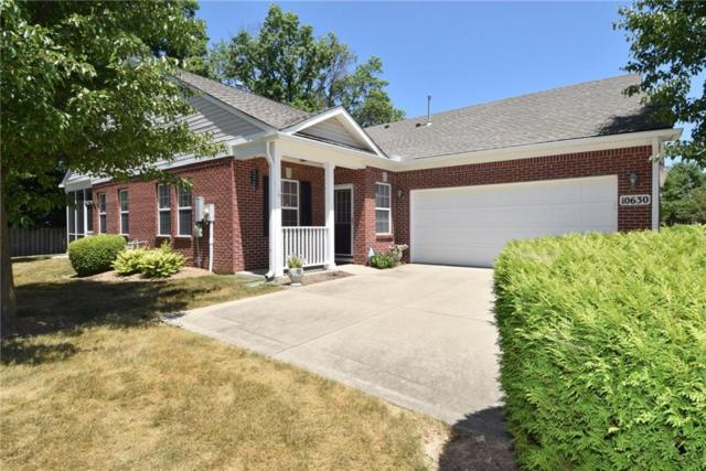 10630 Pine Valley Path #20, Indianapolis, IN 46234 (MLS #21654767) :: Mike Price Realty Team - RE/MAX Centerstone